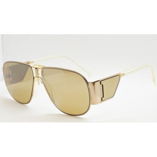 Givenchy Okulary przeciwsłoneczne damskie GV 7164/S J5G - złoty, filtr UV 400