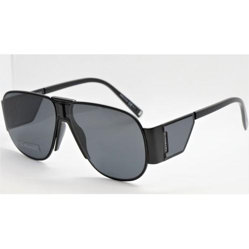 Givenchy Okulary przeciwsłoneczne unisex GV 7164/S 807 - czarny, filtr UV 400