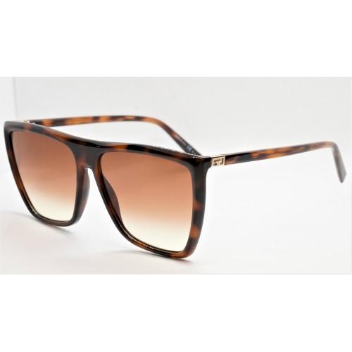 Givenchy Okulary przeciwsłoneczne damskie GV 7181/S 086 - szylkretowy, iltr UV 400