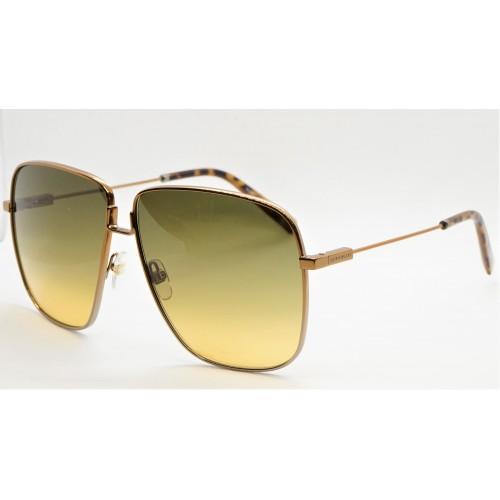 Givenchy Okulary przeciwsłoneczne damskie GV 7183/S NCJ - miedziany, filtr UV 400