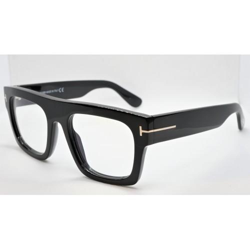 Tom Ford Oprawa okularowa męska TF5634-B 001 - czarny