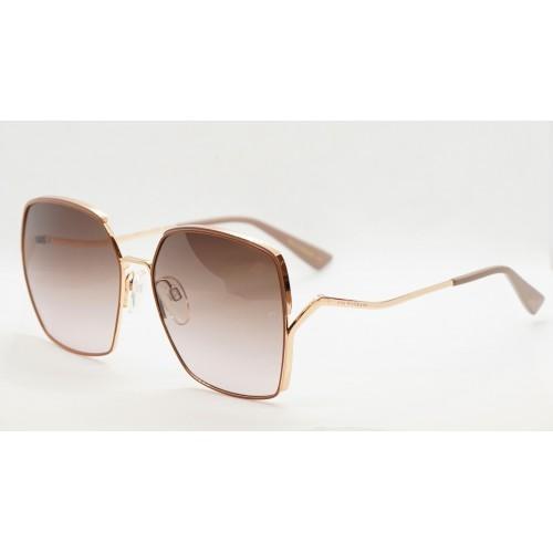 Ana Hickmann Okulary przeciwsłoneczne damskie AH3230 01A- złoty, beżowy, filtr UV 400
