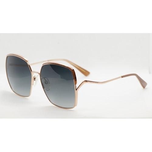 Ana Hickmann Okulary przeciwsłoneczne damskie AH3230 05A - złoty, czarny, filtr UV 400