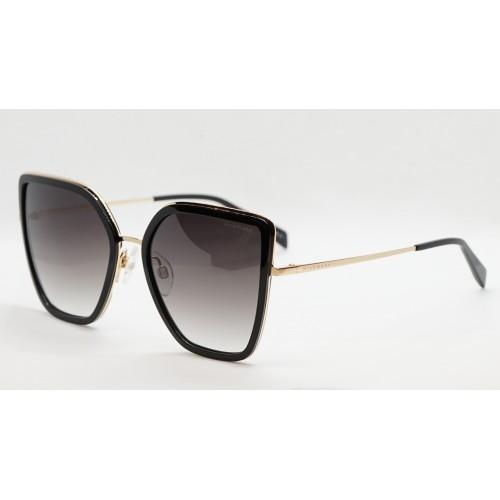 Ana Hickmann Okulary przeciwsłoneczne damskie HI3146 A01 - złoty, czarny, filtr UV 400