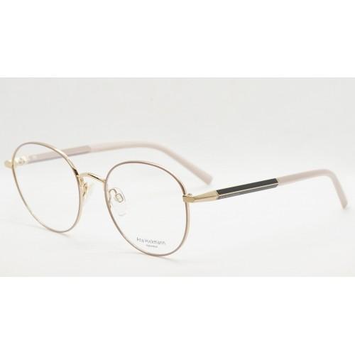Ana Hickmann Oprawa okularowa damska AH1394 09A - różowy
