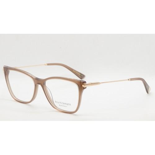 Ana Hickmann Oprawa okularowa damska AH6428 H04 - beżowy