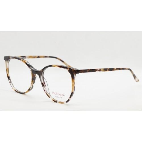 Ana Hickmann Oprawa okularowa damska HI6174 G21 - szylkret