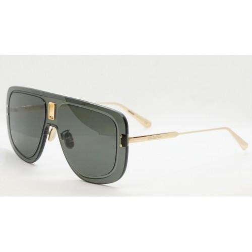 DIOR Okulary przeciwsłoneczne damskie UltraDior MU B0A0 - szary, złoty, filtr UV400