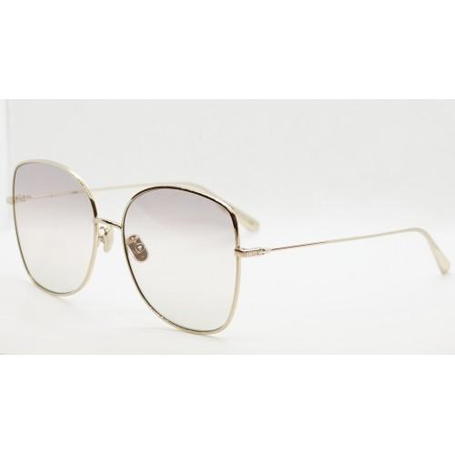 DIOR Okulary przeciwsłoneczne damskie STELLAIRE BU C0G3 - złoty, filtr UV400