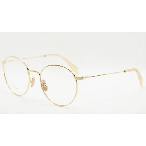 Celine Oprawa okularowa damska CL50036U 030 - złoty