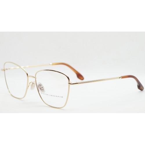 Victoria Beckham Oprawa okularowa damska VB2111 714  - złoty