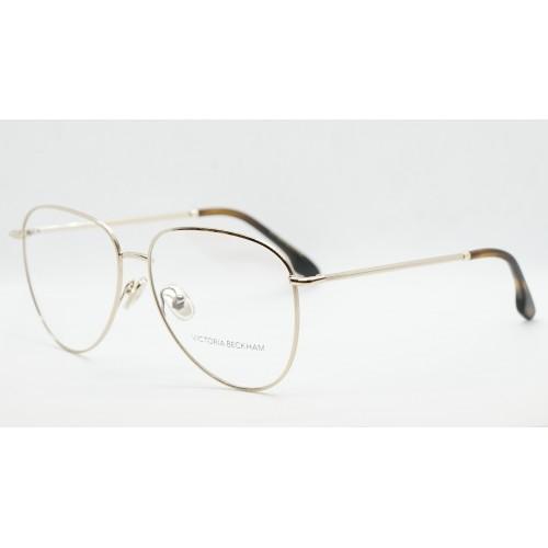 Victoria Beckham Oprawa okularowa damska VB2116 714 - złoty