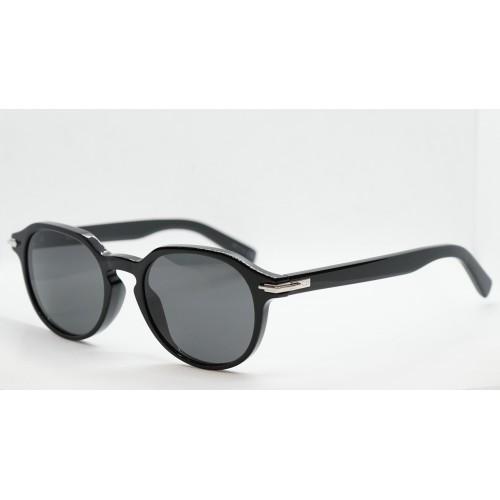 DIOR Okulary przeciwsłoneczne damskie/męskie Dior BlackSuit R2I - czarny, filtr UV 400