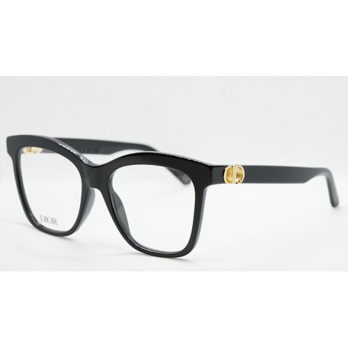 DIOR Oprawa okularowa damska 30MontaigneMiniO B3I 1000- czarny, złoty