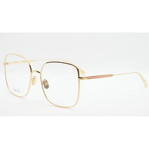 DIOR Oprawa okularowa damska GemDiorO SU A800- złoty