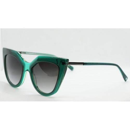 Kreuzbergkinder Okulary przeciwsłoneczne damskie VENUS C4 - zielony