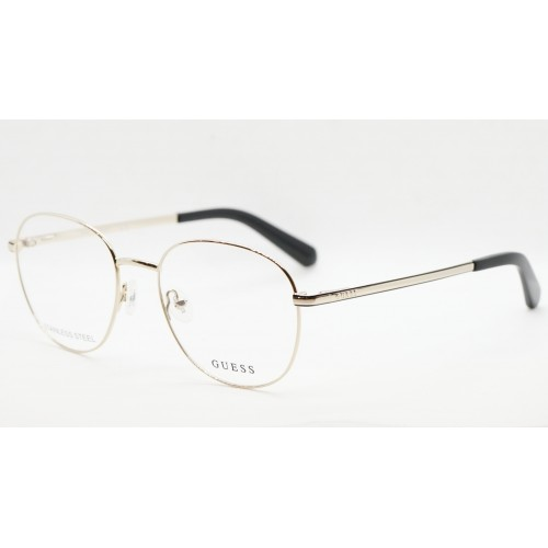 GUESS Oprawa okularowa damska GU50035 032 - srebrny