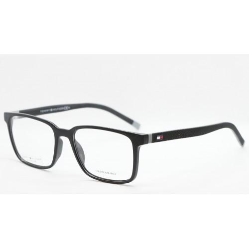 Tommy Hilfiger Oprawa okularowa męska TH1786 06W - czarny