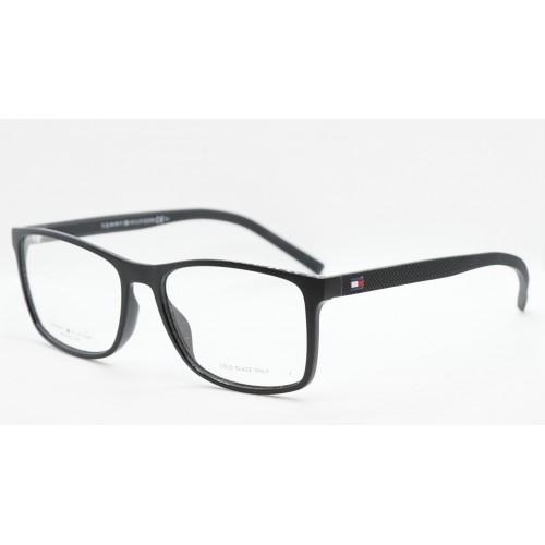 Tommy Hilfiger Oprawa okularowa męska TH1785 003 - czarny