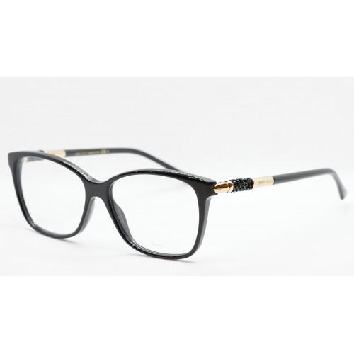 Jimmy Choo Oprawa okularowa damska JC282 807 - czarny