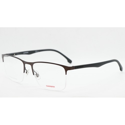 CARRERA Oprawa okularowa męska 8861 09Q - czarny, brązowy