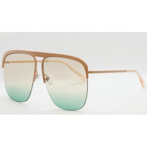 Givenchy Okulary przeciwsłoneczne damskie GV 7173/S FWMBC - łososiowy, filtr UV 400