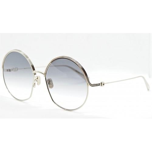 DIOR Okulary przeciwsłoneczne EverDior R1U C0A2 - szary, złoty, filtr UV400