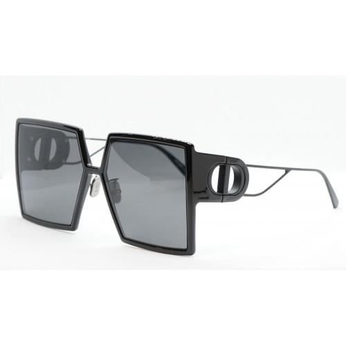 DIOR Okulary przeciwsłoneczne damskie 30Montaigne BU 14A1 - czarny, filtr UV400