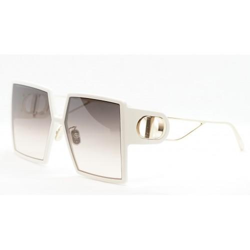 DIOR Okulary przeciwsłoneczne damskie 30Montaigne SU 95B2 - biały, filtr UV400