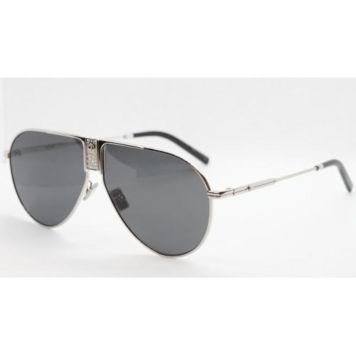 DIOR Okulary przeciwsłoneczne damskie DiorIce AU F0A0 - srebrny, filtr UV400