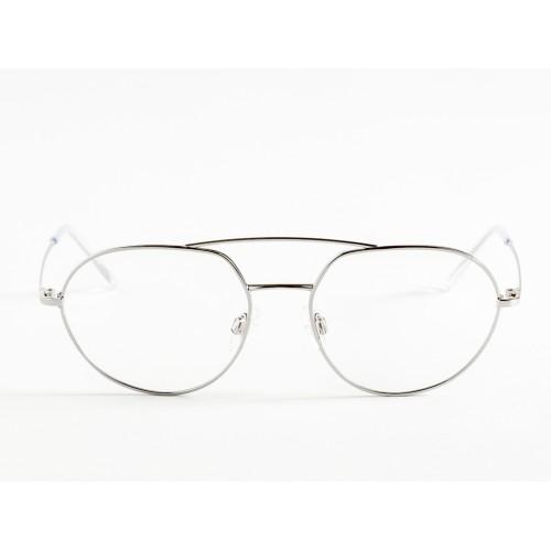 Germano Gambini Okulary korekcyjne damskie GG117 PL - srebrny
