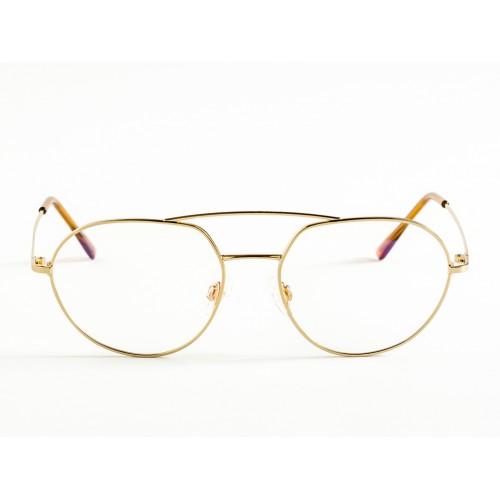 Germano Gambini Okulary korekcyjne damskie GG117 ORO - złoty