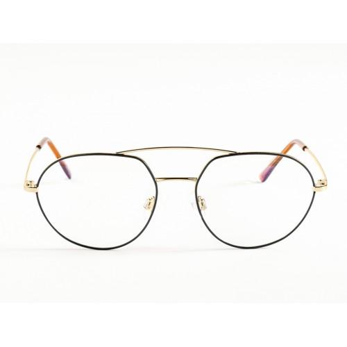 Germano Gambini Oprawa okularowa damska GG117 OMN - czarny, złoty