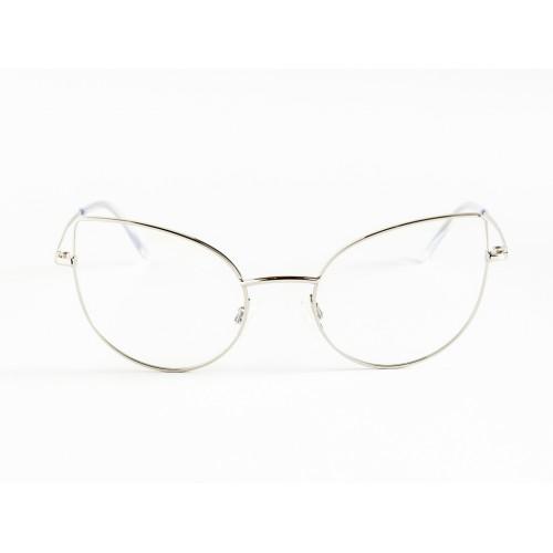 Germano Gambini Okulary korekcyjne damskie GG110 PL - srebrny