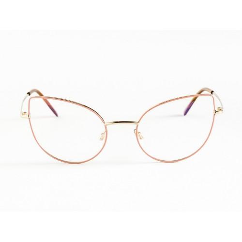 Germano Gambini Okulary korekcyjne damskie GG110 OCI - złoty, różowy